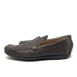 Ecco men's leather loafers size 12